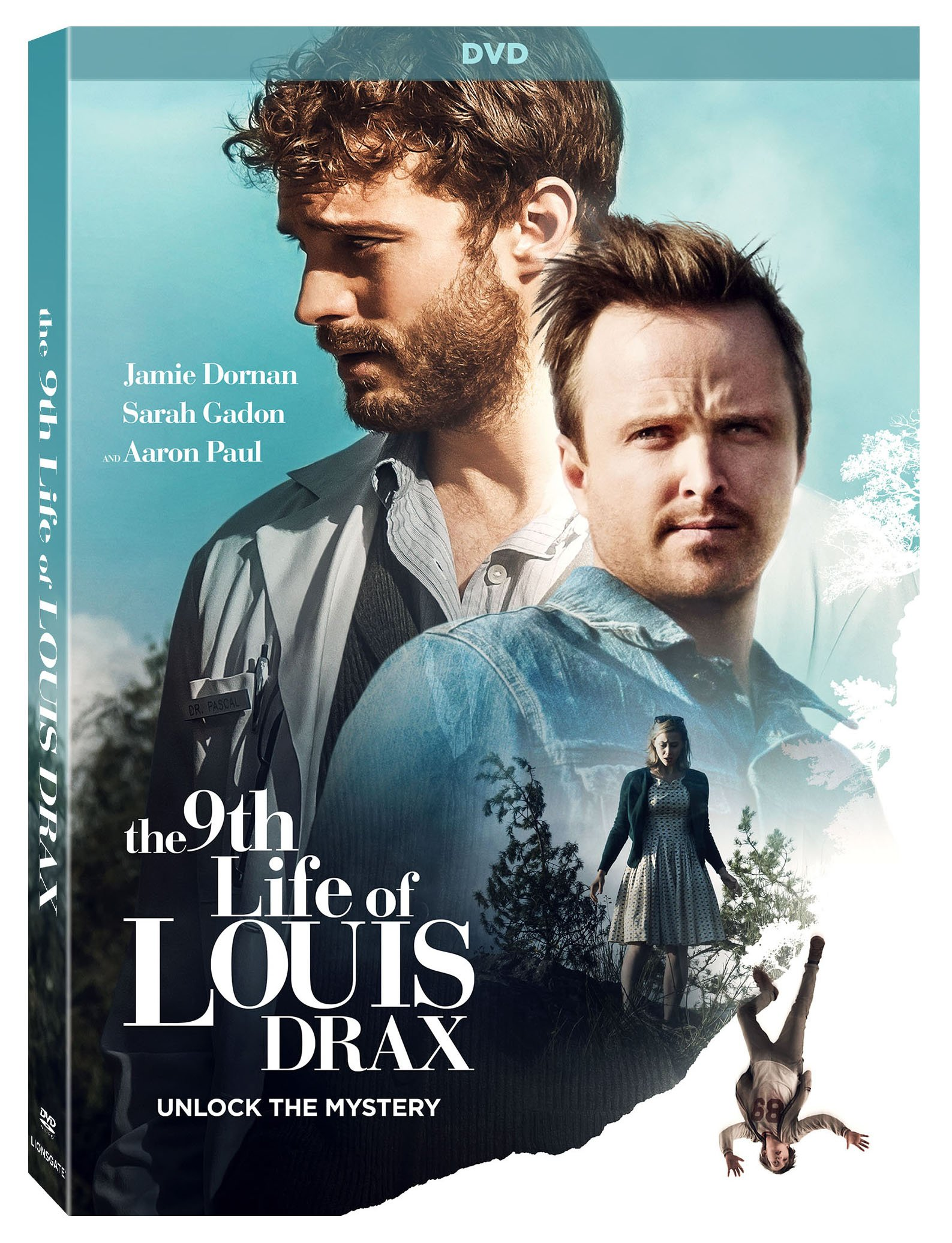 DVD : The 9th Life of Louis Drax (DVD)