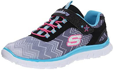 Sneakers Ziggy Basses Appeal Fille Zag Skechers FtwPxqn