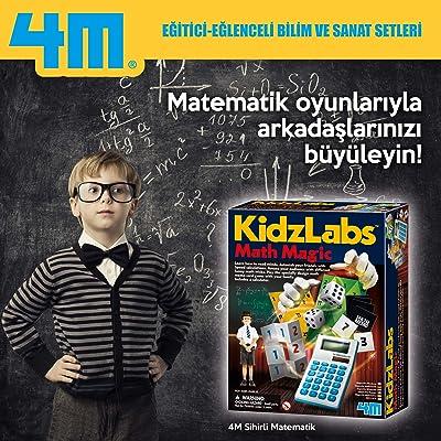4M - Math Magic, juguete educativo (004M3293): Juguetes y juegos