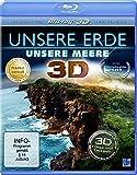 Unsere Erde - Unsere Meere (Prädikat: Wertvoll) [3D Blu-ray]