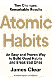 Atomic Habits: An Easy and Proven Way to Build Good Habits and Break Bad Ones
