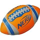 Amazon.com: Nerf Turbo Jr Football, Green/Blue: Toys & Games