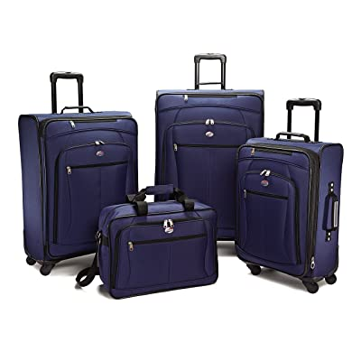 American Tourister Luggage Pop Extra Spinner