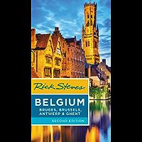 Rick Steves Belgium: Bruges, Brussels, Antwerp & Ghent (English Edition)