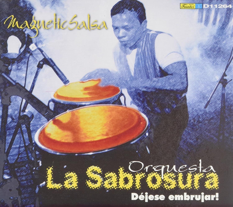 Magnetic Salsa: Orquesta la Sabrosura: Amazon.es: Música