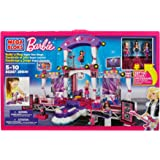 Mega Bloks Barbie Build n Play Super Star Stage