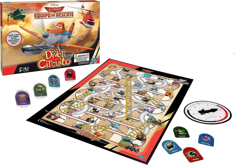 Planes - Fire & Rescue Diver Circuito (Hasbro B1656105): Amazon.es: Juguetes y juegos