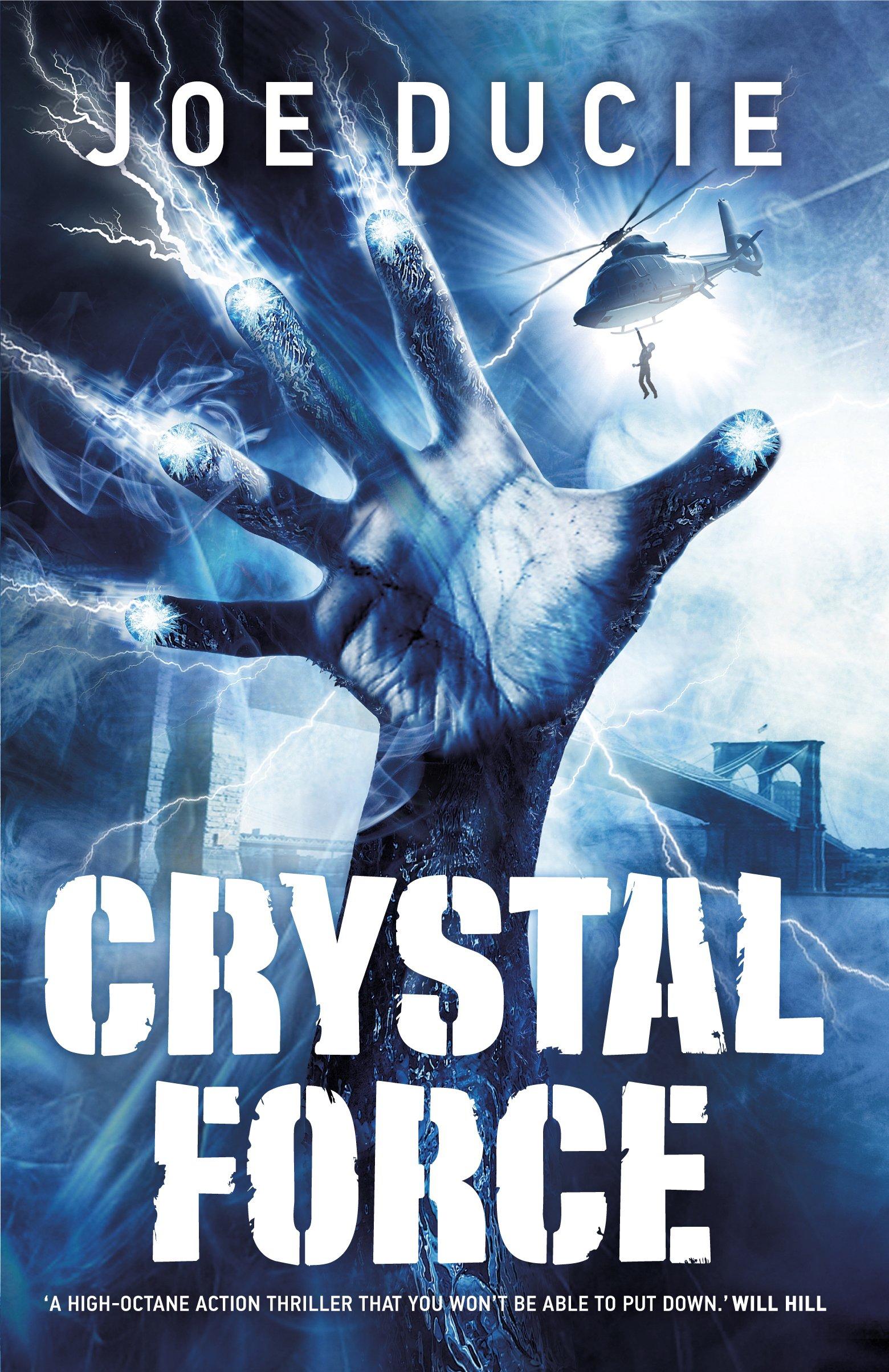 Read Online Crystal Force pdf epub