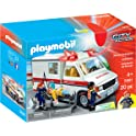 Playmobil Rescue Ambulance Play Set