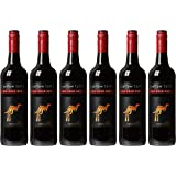 [yellow tail] Big Bold Red Wine, 75 cl (Case of 6)