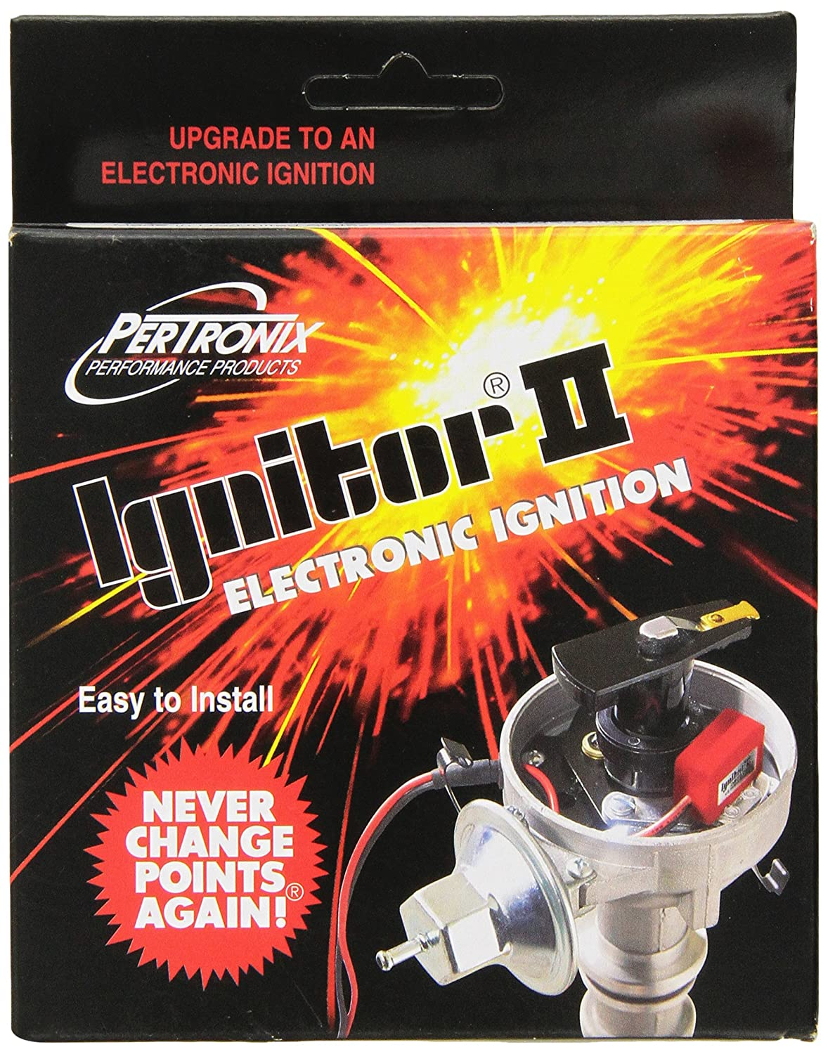 Pertronix 91562 Ignitor II Adaptive Dwell Control for Prestolite 6 Cylinder