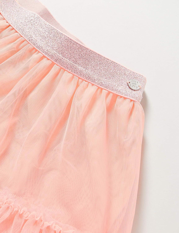 IKKS Junior Boys Jupe Tulle Skirt 12A P/êche 16 Pink