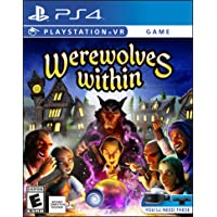 Werewolves Within for PlayStation VR