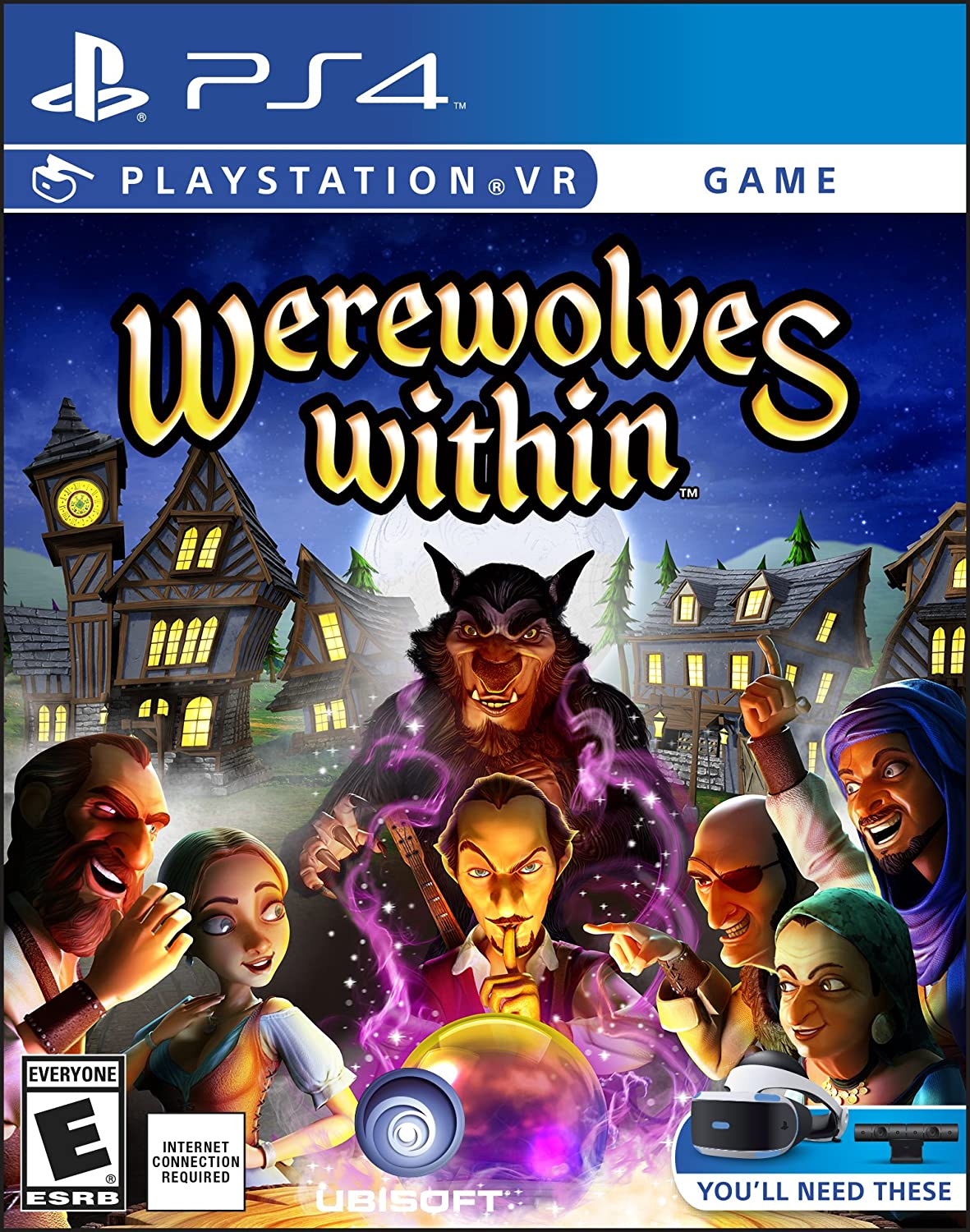 [PS4] Werewolves Within (2017) - FULL ITA