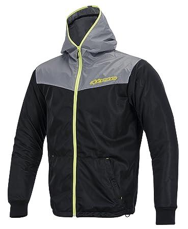 Alpinestars Runner Air Urban Adventure Jacket Phantom/Blazin/Yellow MD