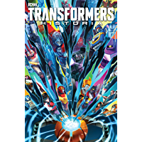 Transformers: Historia (English Edition)