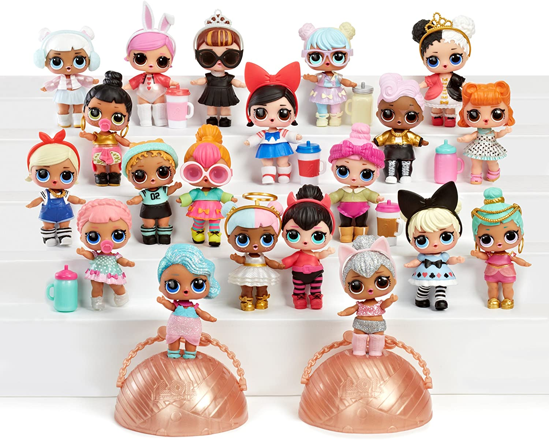 L O L Surprise Doll Series 2 3pk Toys Games