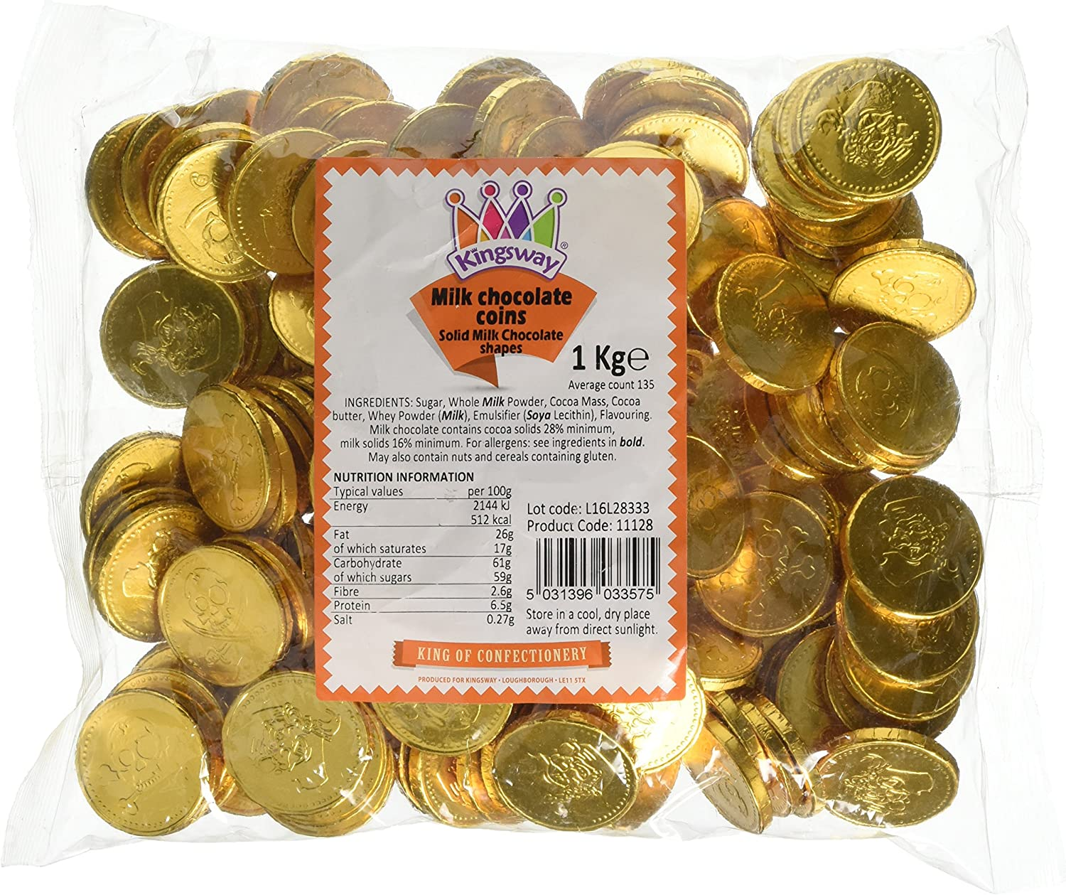 Pirates gold pieces in a cloth bag containing golden pieces Pirate pack