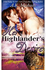 Her Highlander's Desire: Paranormal Dating Agency (Wolf's Hunger Book 7) Kindle Edition