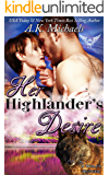 Her Highlander's Desire: Paranormal Dating Agency (Wolf's Hunger Book 7)