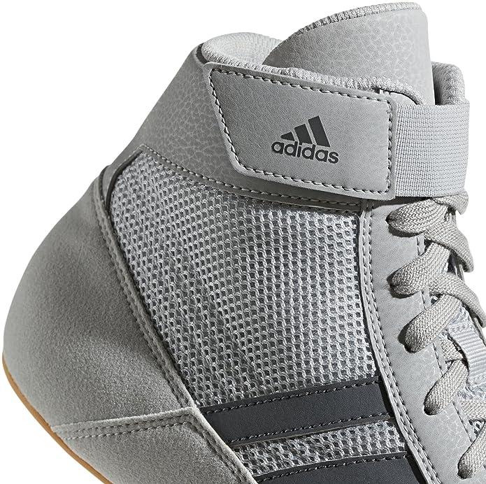 san francisco a3e16 0d921 adidas Havoc Wrestling Shoes - Grey  Amazon.co.uk  Shoes   Bags