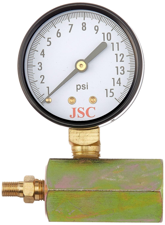 Honeywell G64 015 Jones Stephens 0 15 Pound Gas Test Gauge