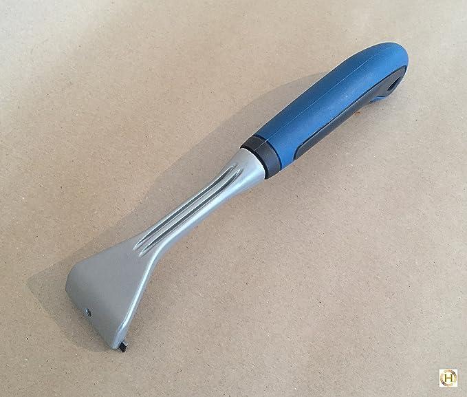 Für Farbschaber PROFI 2K ergo-grip Softgriff Farbkratzer mit 50mm Klinge Schaber