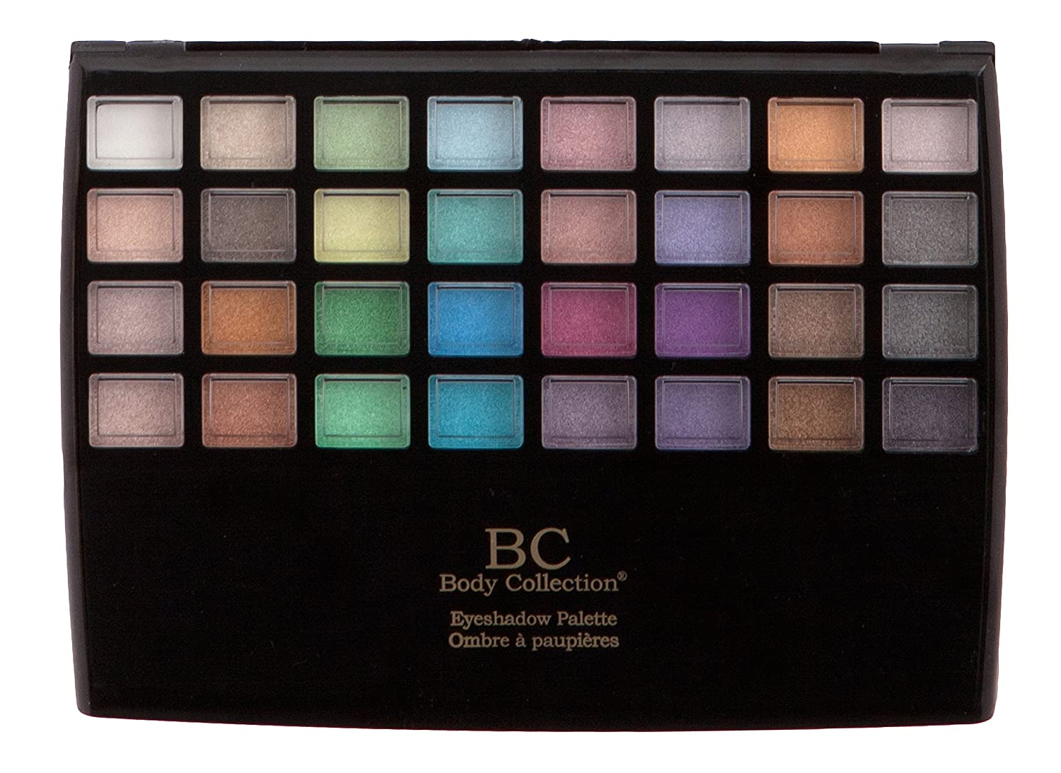 Body Collection 48 Colour Eyeshadow Palette Badgequo Ltd 19505