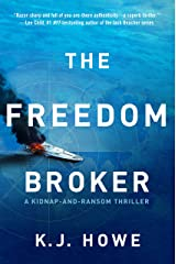 The Freedom Broker: a heart-stopping, action-packed thriller (A Thea Paris Novel Book 1) Kindle Edition