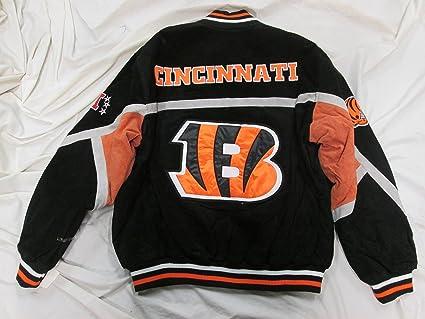 90189c51 Amazon.com : G-III Cincinnati Bengals Mens X-Large (XL) Full Zip ...