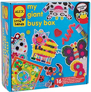 ALEX Toys   Early Learning My Giant Busy Box   Little Hands 530X