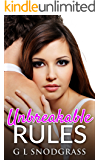 Unbreakable Rules (Too Many Rules Book 3)