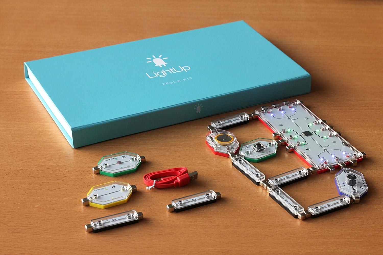 Lightup Tesla Kit Learn To Program Toys Games Kids Science 2 Electronic Snap Circuit Kits You Univesity