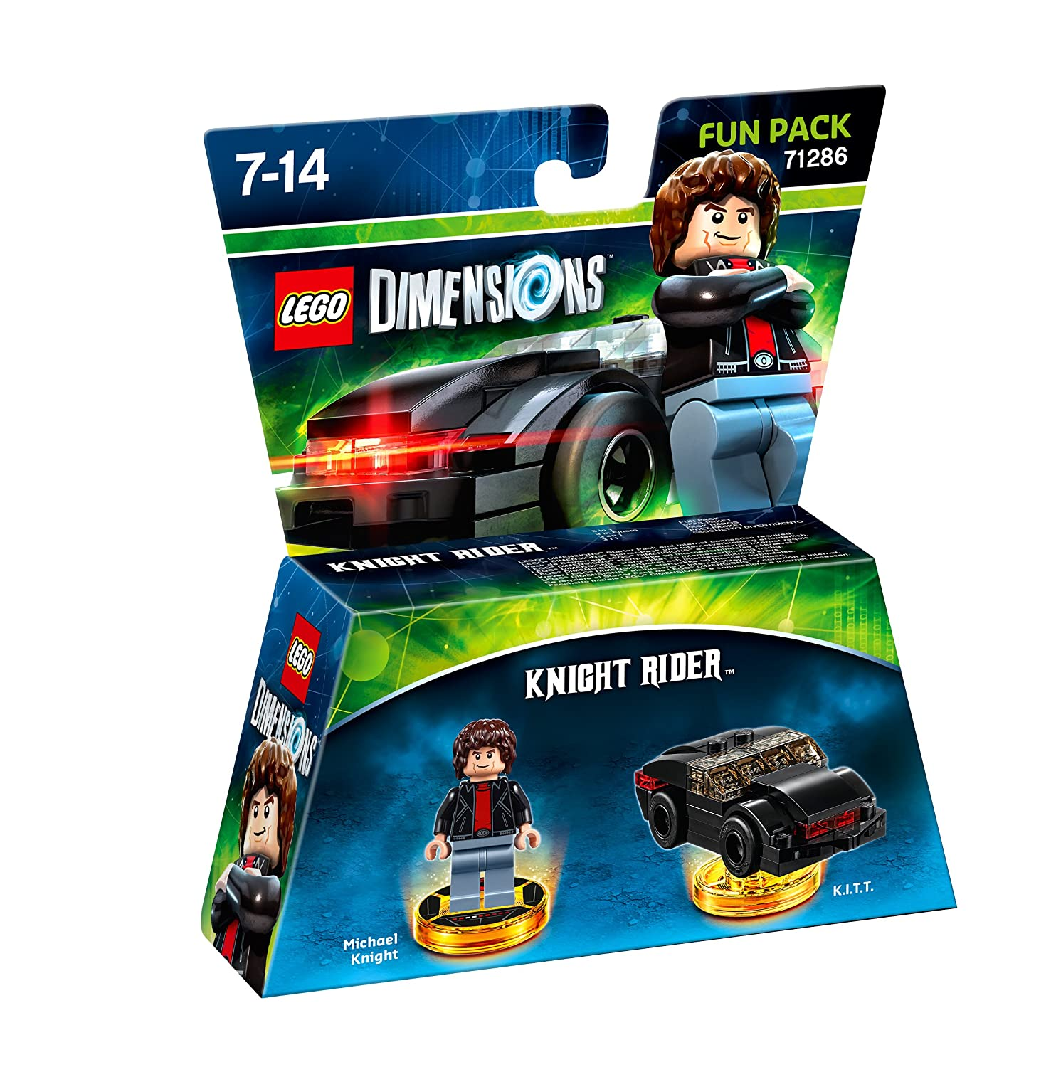 Amazon Knight Rider Fun Pack Lego Dimensions Video Games