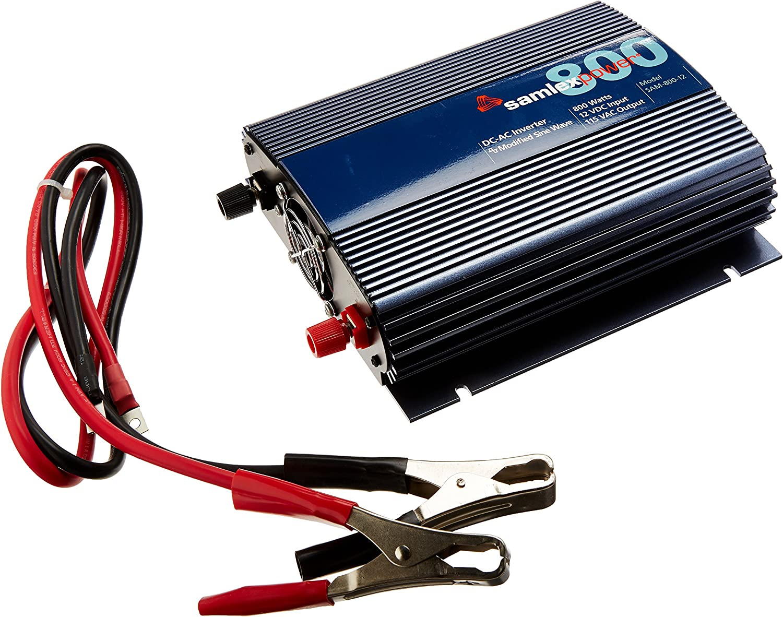 Samlex Solar SAM-800-12 SAM Series Modified Sine Wave Inverter