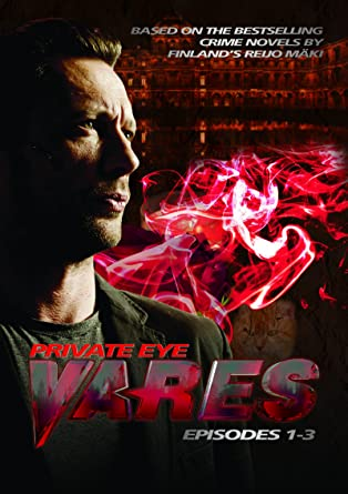 Amazon com: Private Eye Vares: Episodes 1-3: Antti Reini