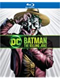 Batman: The Killing Joke (Blu-ray + DVD + Digital HD UltraViolet Combo Pack)