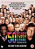 50 Years Legal [DVD]