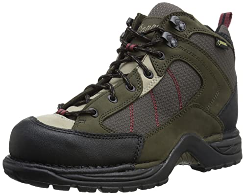 Danner Men's Radical 452 5.5 Inch Hiking Boot, Olive, 7 D US