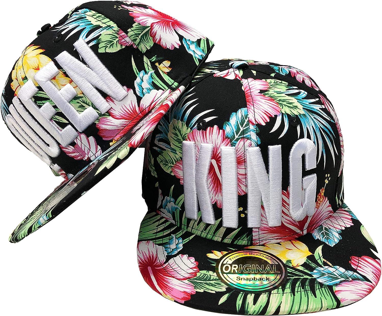 JameStyle26 King & Queen - Gorra de béisbol, diseño de la película ...
