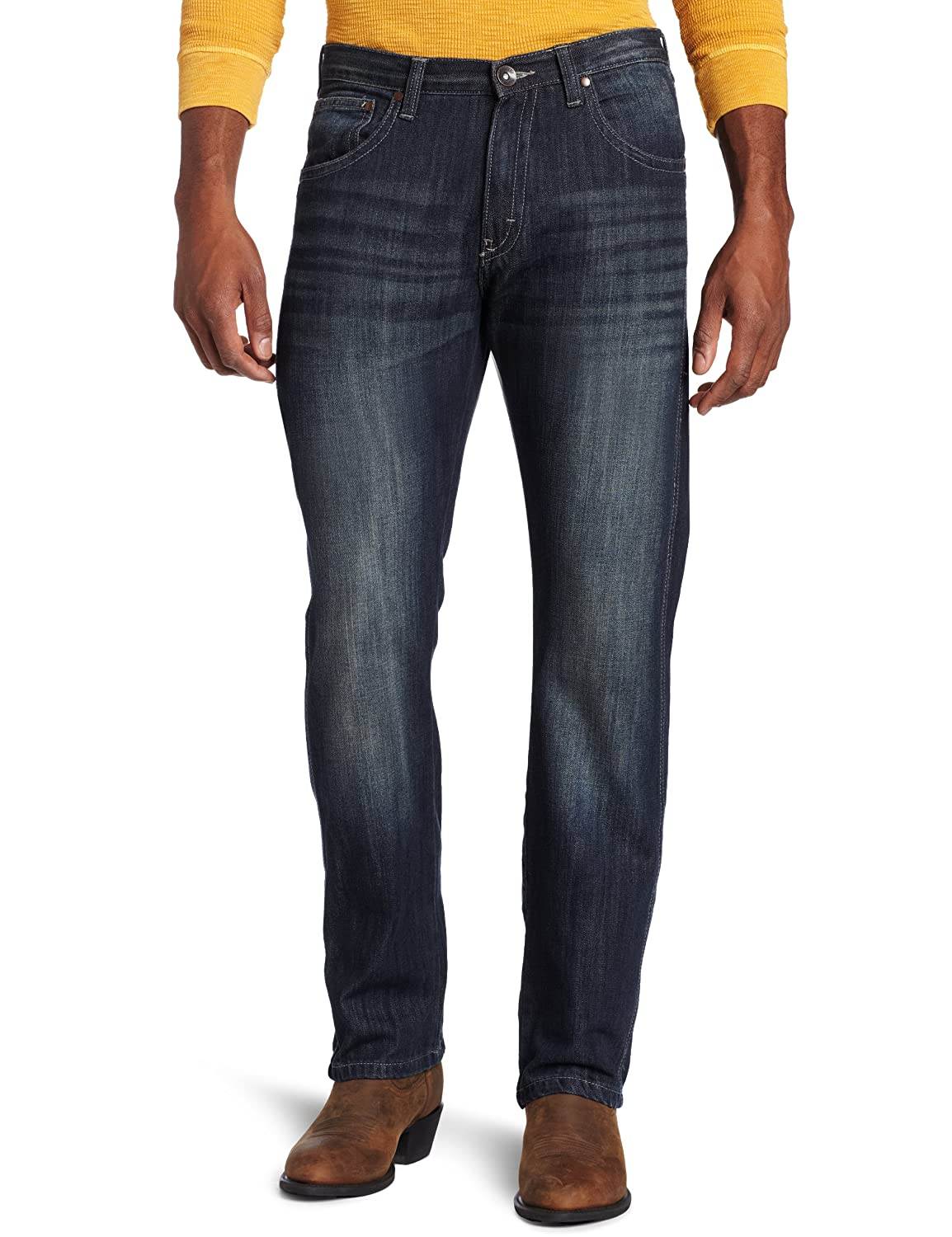 Wrangler Mens Retro Slim Fit Straight Leg Jean
