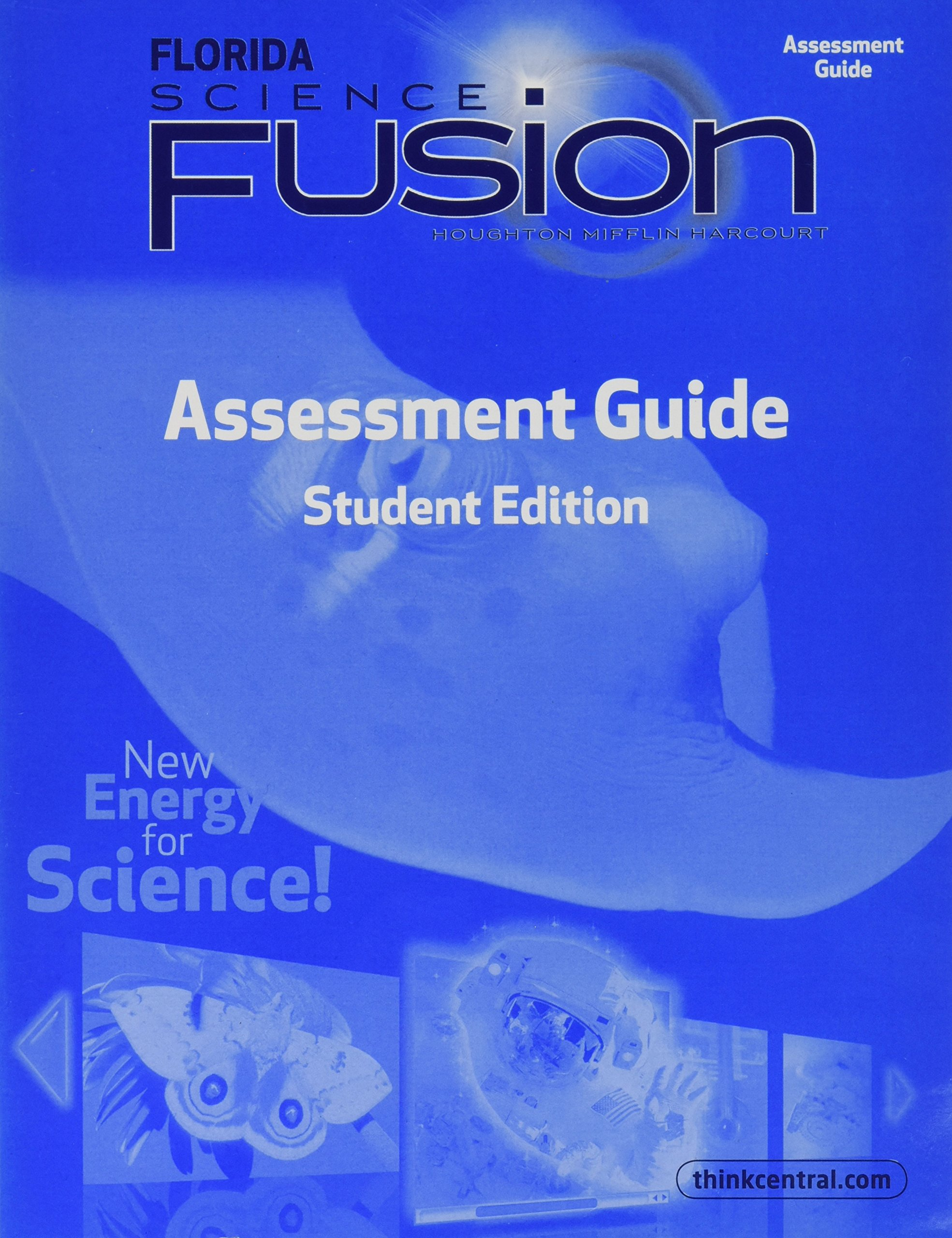 Houghton Mifflin Harcourt Science Fusion: Assessment Books Grade 4: HOUGHTON  MIFFLIN HARCOURT: 9780547802183: Amazon.com: Books