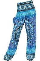 Pantalones harén-ALADDIN pantalones de Hippie con 18Diferentes diseños