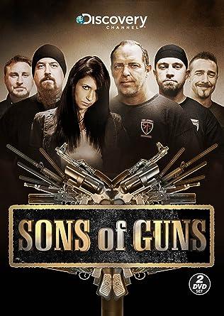 amazon sons of guns dvd import tvドラマ
