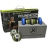 TriggerPoint Foundation Starter Kit for Deep Tissue Self-Massage (4 Piece)