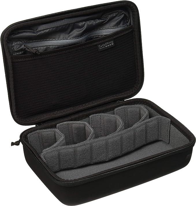 GoPro ABSSC-001 Casey - Estuche Impermeable (para Cámara + Soportes + Accesorios), Color Negro: GOPRO: Amazon.es: Electrónica