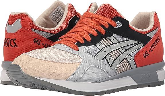 Zapatillas de Running ASICS Gel Lyte Speed Retro, (Gris Claro/Gris Claro), 11 M US: Amazon.es: Zapatos y complementos