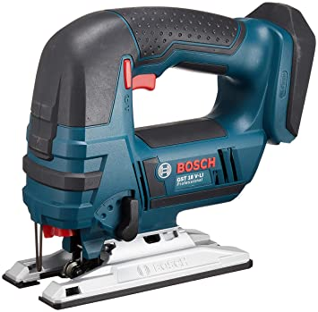 2ab6461dbb757f Bosch 060158J302 Scie sauteuse sans fil 18 V (outil seul, sans batterie)