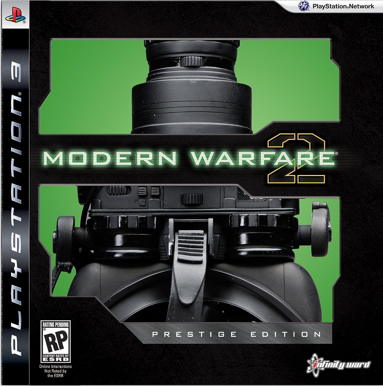 Amazon com: Call of Duty: Modern Warfare 2 Prestige Edition