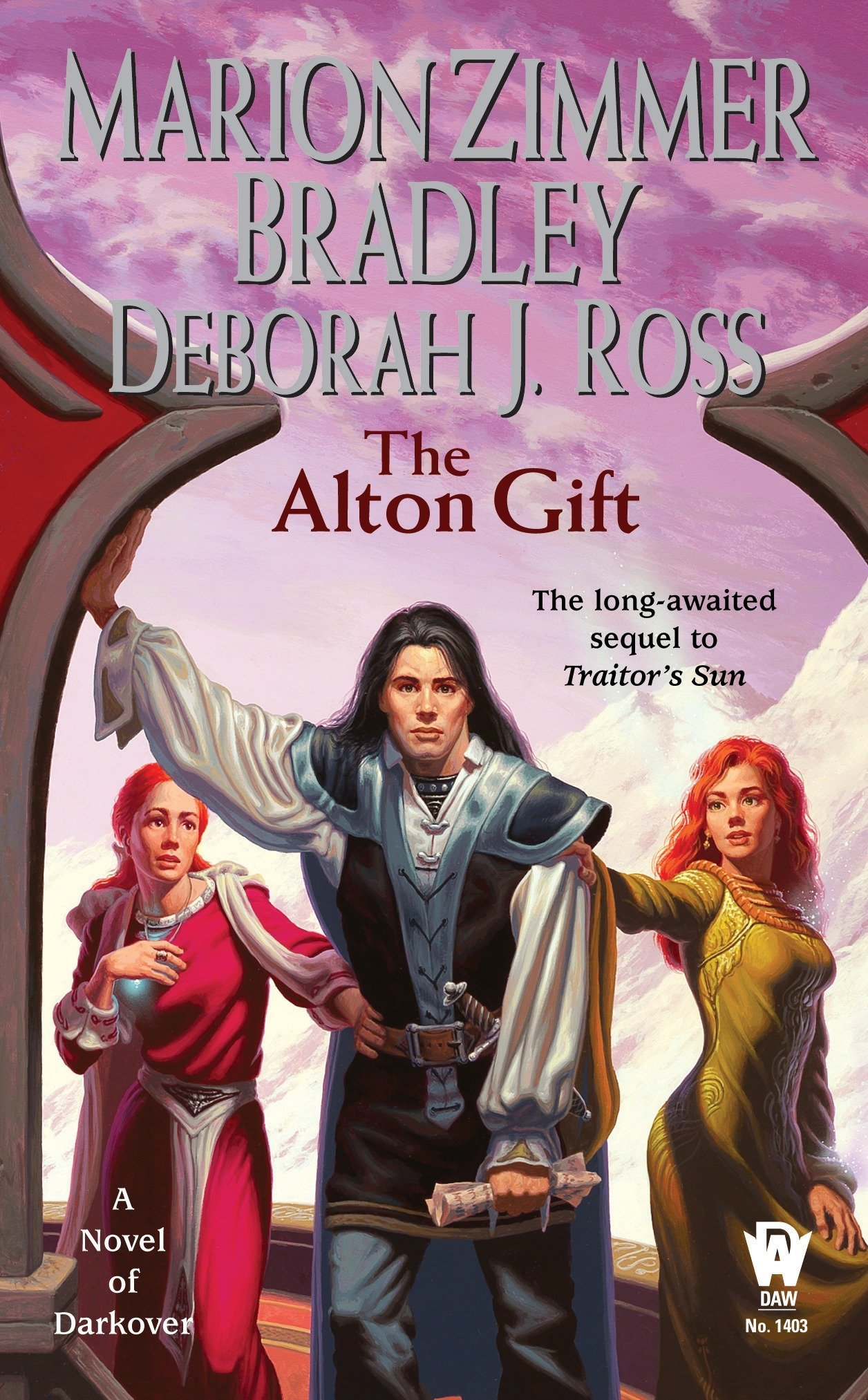 The Alton Gift (Darkover, Band 14)